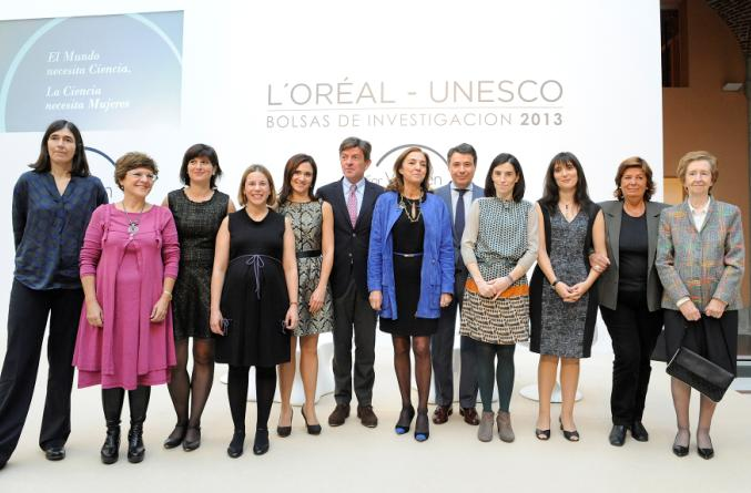 "Becas L'Oréal-UNESCO ""For Women in Science"" para cientificas españolas"