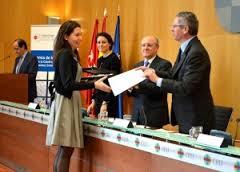 Entrega Premio Cátedra Google sobre Privacidad, Sociedad e Innovación de la Universidad CEU San Pablo