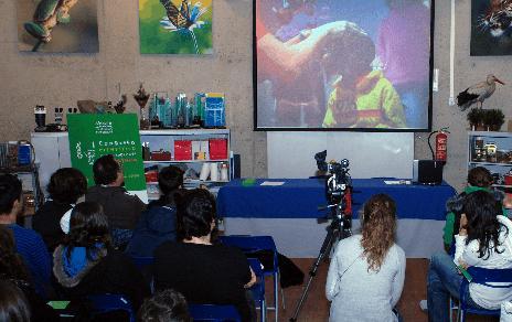 VI Congreso científico para escolares MNCN con el apoyo de la Fundación L'Oréal