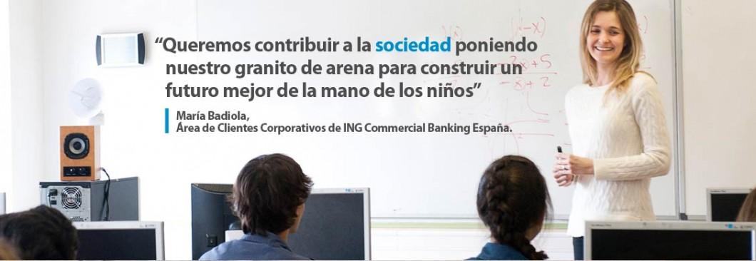 """""""Compromiso NARANJA"""", nueva web de Responsabilidad Corporativa del banco ING"""