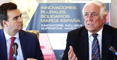 Multinacionales por marca España firma un convenio con Marca España