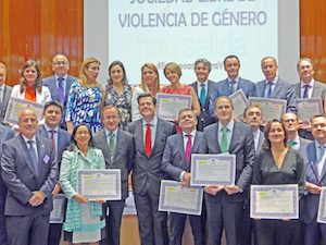 Empresas contra la violencia de género