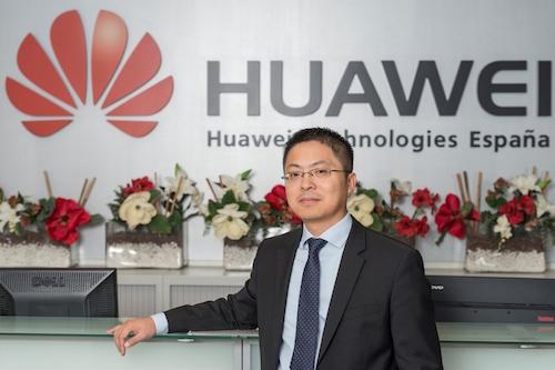 Tony Jin, nuevo CEO de Huawei España