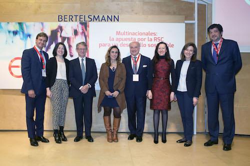 """Conclusiones de la jornada """"Multinacionales: la apuesta por la RSC para un desarrollo sostenible"""""""