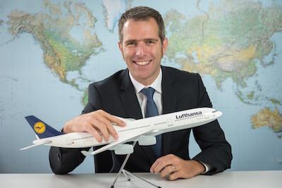 Carsten Hoffmann,director general de Lufthansa para Espana y Portugal copia