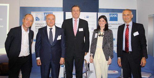 La asociación colabora con la Cámara de Comercio Alemana en una jornada sobre compliance en empresas multinacionales