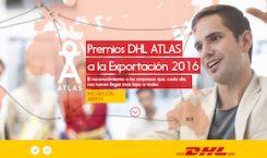 Abierta la convocatoria de los Premios Atlas a la Exportación 2016 de DHL