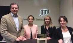 JTI recibe el premio de Oro al mejor equipo de abogados internos de empresa en España