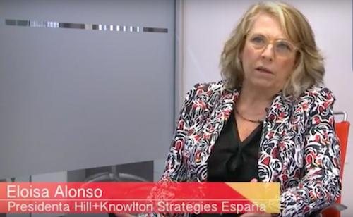 """""""El reto de España es su posicionamiento como país moderno y eficaz"""""""