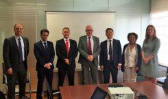 La Junta de Andalucía y Huawei analizan líneas de colaboración para el desarrollo digital de las empresas andaluzas