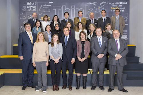 Multinacionales por marca España celebra su Asamblea General en el HUB Emprende de la Universidad Europea