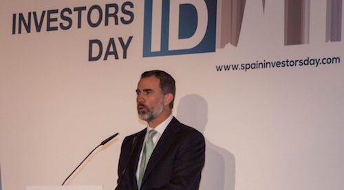El Rey pone de manifiesto la contribución de las multinacionales extranjeras en España