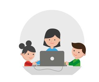 """Google lanza el concurso """"Ellos te enseñan"""" para que los jóvenes guíen a sus padres en el uso seguro de Internet"""