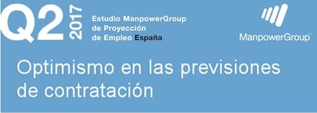 Los directivos españoles registran previsiones de contratación récord desde 2008 – Estudio ManpowerGroup
