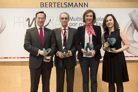 Multinacionales por marca España entrega sus Premios RSC 2017