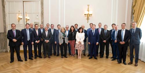 El Consejo Asesor de Multinacionales por marca España celebra su reunión anual