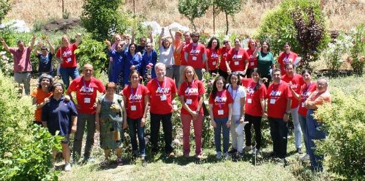 Aon colabora de forma solidaria con entidades de todo el mundo en su Empower Results Day for Communities