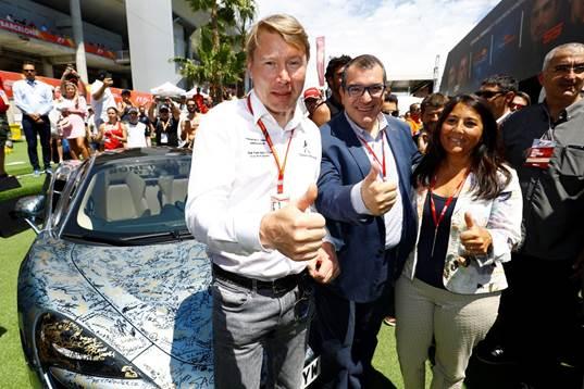Generalitat e instituciones catalanas se unen al pacto de consumo responsable de Diageo y Johnnie Walker