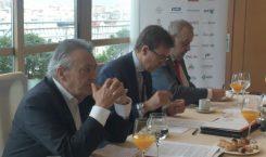 Encuentro con Manuel Escudero, Secretario de Economía y Empleo de la Comisión Ejecutiva del PSOE