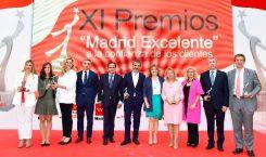 EY recibe el Premio Madrid Excelente a la Confianza de los Clientes en la categoría de Gran Empresa