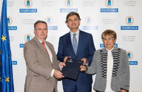 La Universidad Politécnica de Madrid y Thales fomentan la diversidad de género en carreras técnicas