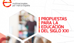 Multinacionales por marca España presenta sus propuestas para la educación del siglo XXI