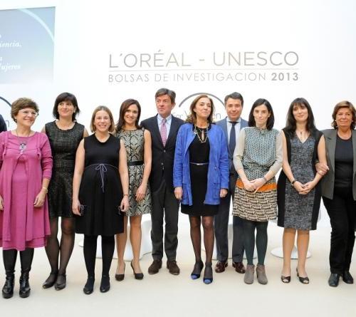 Becas L'Oréal-UNESCO «For Women in Science» para cientificas españolas