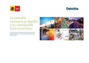 La inversión  extranjera en España  y su contribución socio-económica