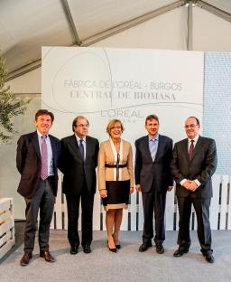 L'Oréal impulsa que su fábrica de Burgos sea neutra en emisiones de CO2