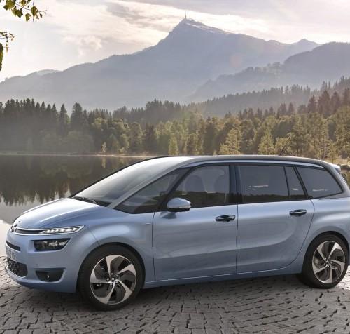 Citroën C4 Picasso, de España al mundo