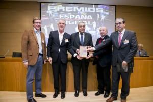 Entrega Premio España Digital