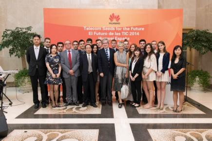 Finaliza con éxito la segunda edición del Programa de Formación 'El Futuro de las TIC' de Huawei