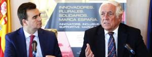 Firma Convenio Marca España