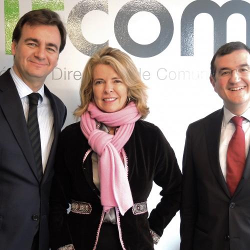 Firma del convenio de colaboración con Dircom