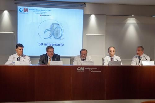 Siemens elige al Hospital La Paz como centro de referencia para nuevas técnicas