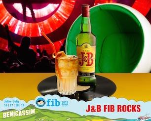 J&B (Diageo), patrocinador oficial del Festival Internacional de Benicassim
