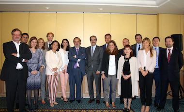 Encuentros de la Asociación con Emilio Ontiveros, presidente de AFI