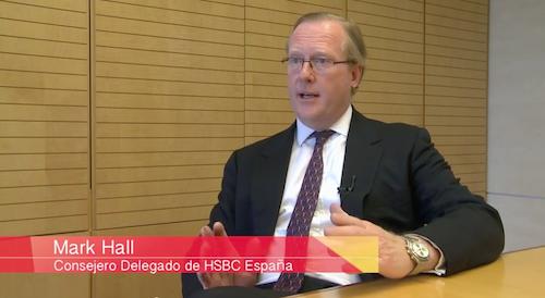 """""""HSBC tiene un compromiso con la sociedad española y la marca España"""""""
