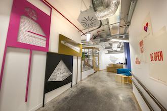 Nuevas oficinas de Facebook en Madrid con guiños locales