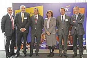 EY y ASCRI reúnen en Londres a más de 80 inversores institucionales internacionales