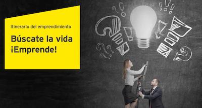 Experiencia e innovación se citan en Búscate la vida: ¡Emprende! de Fundación EY