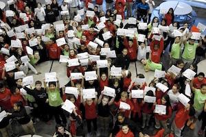 50 voluntarios de Accenture formarán a un total de 635 alumnos de 9 colegios