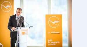 Lufthansa apuesta por Bilbao por su relevancia dentro del mercado español