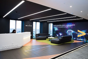 Accenture abrirá un 'hub' de innovación en Torre Picasso