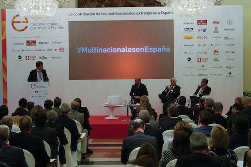 """Congreso Anual 2016 – 15 de noviembre: """"Las multinacionales: aceleradoras del crecimiento y la generación de empleo"""""""