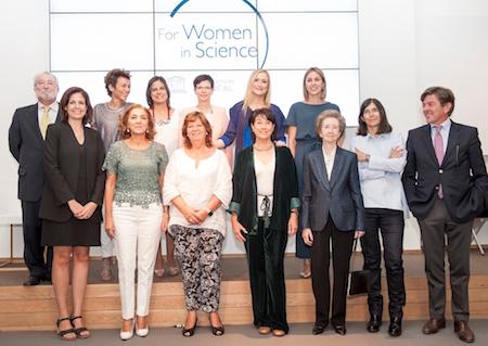 #Ponlescara, una iniciativa de L'Oréal para dar a conocer a las científicas españolas y alentar vocaciones entre las jóvenes