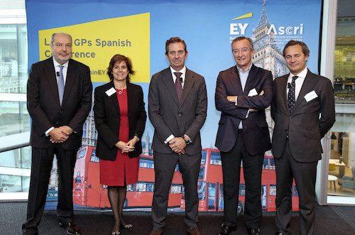 EY y ASCRI reúnen en Londres a más de 90 inversores y fondos de capital privado