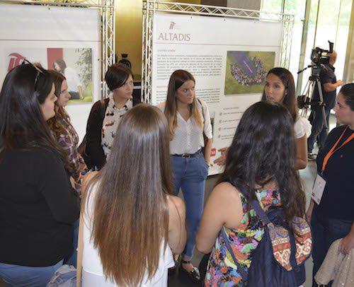 Altadis reúne a estudiantes y responsables de Recursos Humanos en un acercamiento al mundo laboral