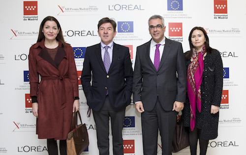 L'Oréal España, premiada por sus políticas de igualdad