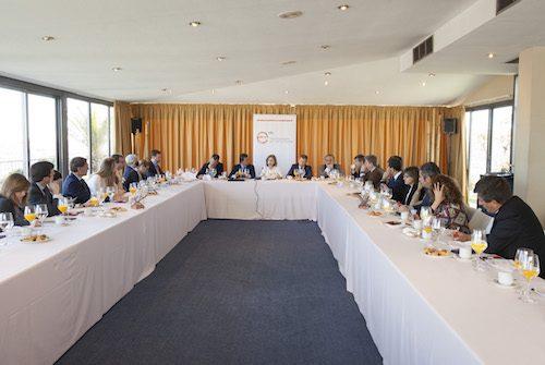 Encuentros de la Asociación con María Luisa Poncela, secretaria de Estado de Comercio